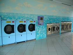 Fibir lavanderie self service lavanderie chiavi in mano for Lavanderia self service catania